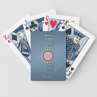 I Am Part of the Democrat Machine Bicycle Playing Cards