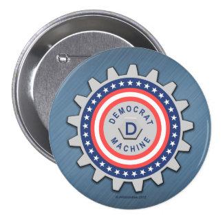 I Am Part of the Democrat Machine Pinback Button