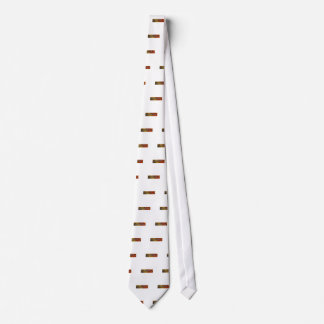 i am patient and calm and greet the day with ease neck tie