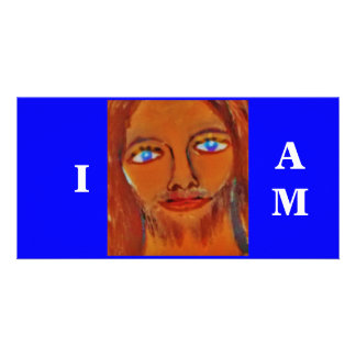 I AM PICTURE CARD