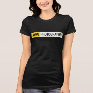 I AM PHOTOGRAPHER T-Shirt