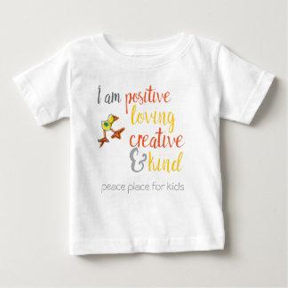 I am Positive, Loving, Creative & Kind Shirt