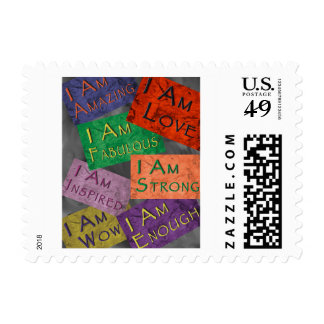 I Am Postage Stamps