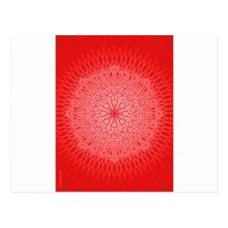 I AM POWER: Muladhara - The Root Chakra Postcard