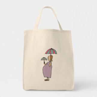 I Am Pregnant Gift Tote Bag