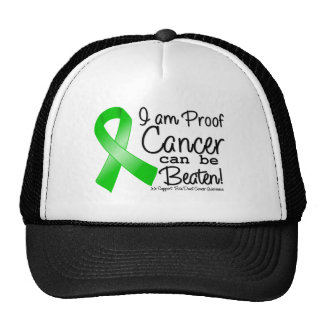 I Am Proof Bile Duct Cancer Can Be Beaten Mesh Hats
