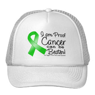 I Am Proof Bile Duct Cancer Can Be Beaten Trucker Hat