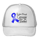 I Am Proof Rectal Cancer Can Be Beaten Mesh Hat