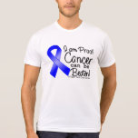 I Am Proof Rectal Cancer Can Be Beaten Shirts