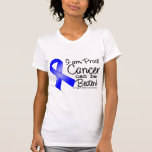 I Am Proof Rectal Cancer Can Be Beaten Tshirts