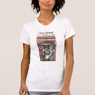 I Am Queen (Zarfrika) Tshirts