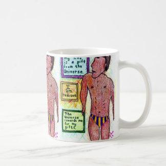 I am Radiant mug