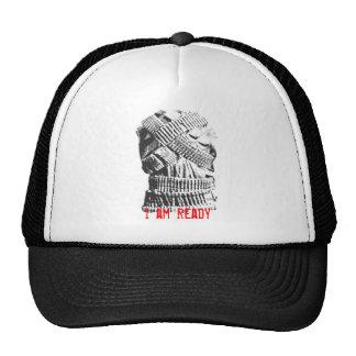 I Am Ready - Anti Social Trucker Hat