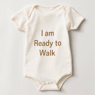 I am Ready to Walk Baby Creeper