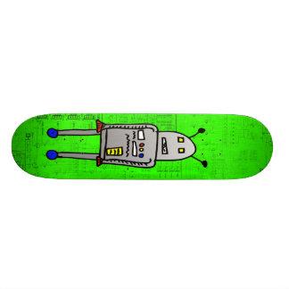 I am RoboBoard Skateboard