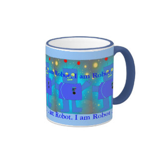 I am Robot Mug