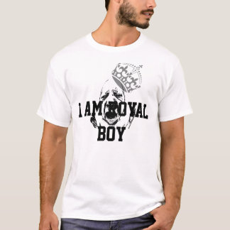 I AM ROYAL SERVANT BOY T-Shirt