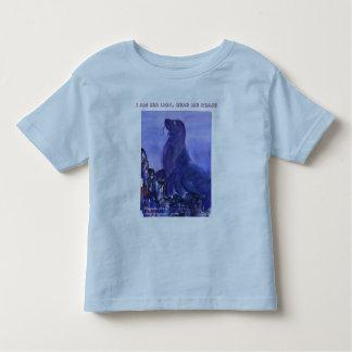 I am sea lion, hear me roar! t shirts