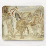 I am searching for my Donkey, Wartburg Castle Mouse Pad
