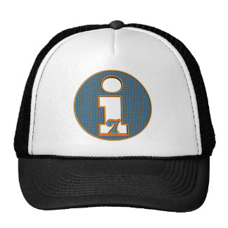 I Am Seven 7th Birthday Gifts Trucker Hat
