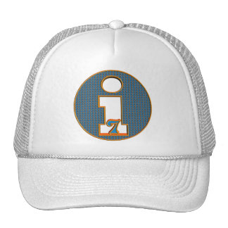 I Am Seven 7th Birthday Gifts Trucker Hat