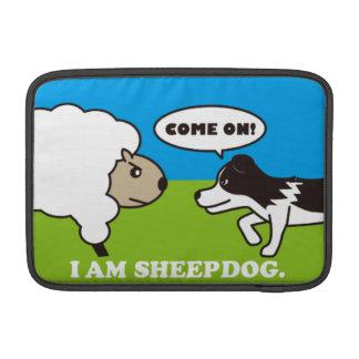 I AM SHEEPDOG MACBOOK AIR 11インチケース MacBook AIR 用スリーブ