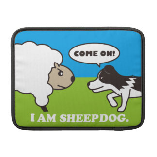 I AM SHEEPDOG MACBOOK AIR 13インチケース MacBook AIR スリーブ