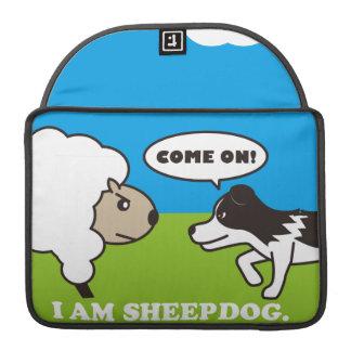 I AM SHEEPDOG MACBOOKPRO 13インチケース MacBook PRO スリーブ