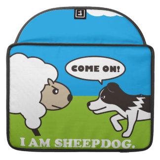 I AM SHEEPDOG MACBOOKPRO 15インチケース MacBooks 用スリーブ