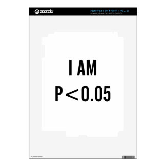 I am Significant Decal For iPad 3