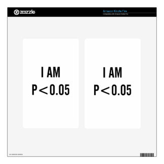 I am Significant Decals For Kindle Fire