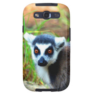 I am small but cute Catta Lemur Galaxy S3 Case