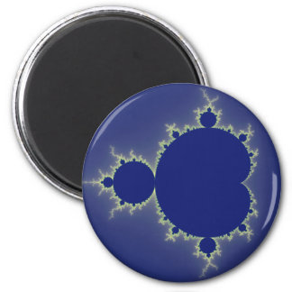I Am So Blue - Fractal Magnet