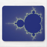 I Am So Blue - Fractal Mouse Pad