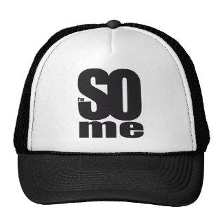 i am so me hats