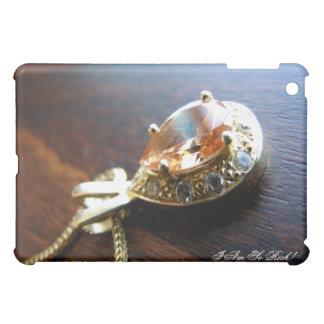 I am SO RICH! Diamond Necklace () iPad Mini Cover