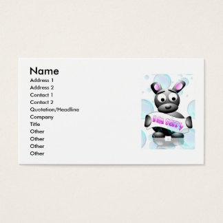 I Am Sorry Business Card