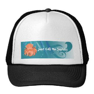 I am Squishy Trucker Hat