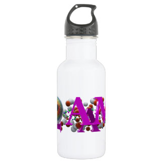 I AM! STAINLESS STEEL WATER BOTTLE