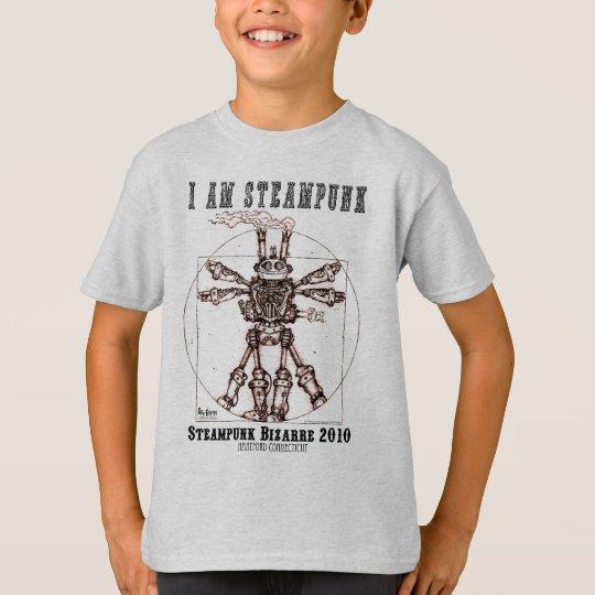 I AM STEAMPUNK ROBOT T-Shirt