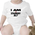I Am Strawberry Jelly Shirts