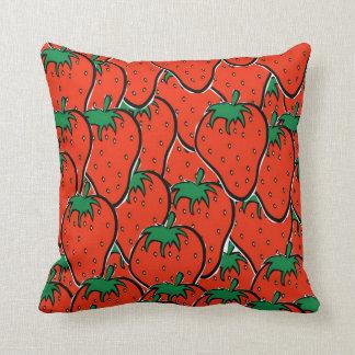 I am strawberry pillow plain