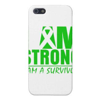 I am Strong - I am a Survivor - Bile Duct Cancer Case For iPhone 5