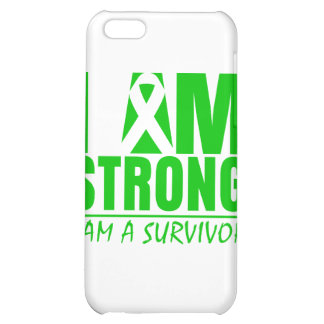 I am Strong - I am a Survivor - Bile Duct Cancer iPhone 5C Cover