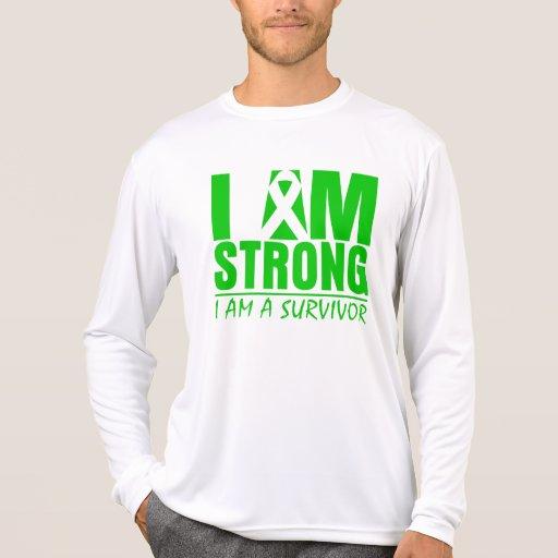 I am Strong - I am a Survivor - Bile Duct Cancer T Shirt