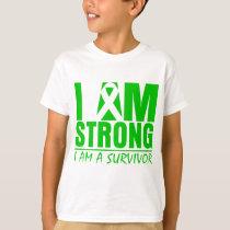 I am Strong - I am a Survivor - Spinal Cord Injury T-Shirt