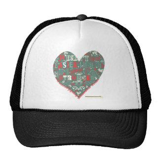 I Am Stronger Now Trucker Hat
