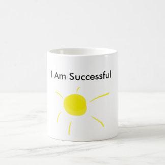 I Am Successful Sunshine Mug