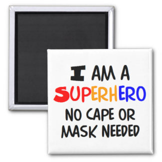 I Am A Superhero Gifts on Zazzle
