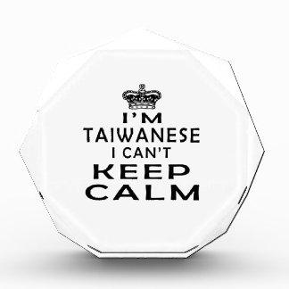 I am Taiwanese I can't keep calm Award